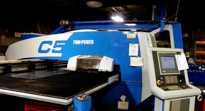 Finn Power C5 Express Punch Press